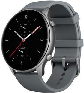 Smartwatch huami Amazfit gtr 2e/ notificaciones/ frecuencia cardíaca/ gris GTR 2E SGREY - GTR 2E SGREY