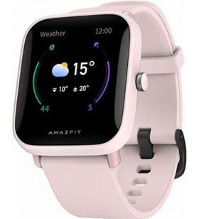 Smartwatch huami Amazfit bip u pro/ notificaciones/ frecuencia cardíaca/ gp AMAZ BIP U P PI - AMAZ BIP U P PINK