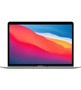 Apple macbook air 13.3 chip m1 8core cpu/7core gpu/8gb/256gbgb - plata - m MGN93Y/A - MGN93YA