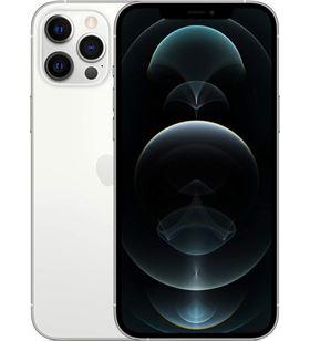 Apple movil iphone 12 pro max 6.7'' 256gb silver mgdd3ql/a - 194252022801