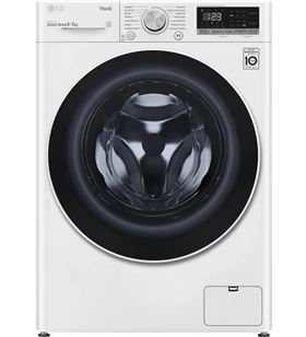 Lg lavadora secadora inteligente 8/5kg, 1400rpm, a blanca, serie 400 f4dn4008n0w - LARGE-M01