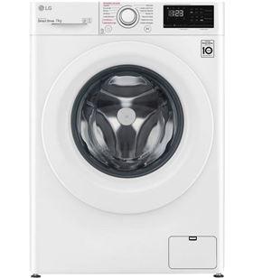 Lavadora carga frontal 7kg a+++ Lg F2WN2S70S3W 1200rpm lavadora carga frontal - LGF2WN2S70S3W
