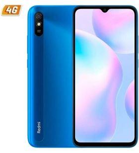 Smartphone móvil Xiaomi redmi 9at blue - 6.53''/16.59cm - mtk helio g25 - 2g MZB9973EU - MZB9973EU