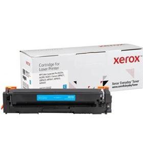 Samsung tóner xerox 006r04177 compatible con hp cf541a/crg-054c/ 1300 páginas/ cian - XER-TONER 006R04177
