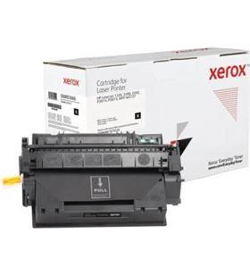 Samsung tóner xerox 006r03666 compatible con hp q5949x/q7553x/ 6000 páginas/ negro - XER-TONER 006R03666