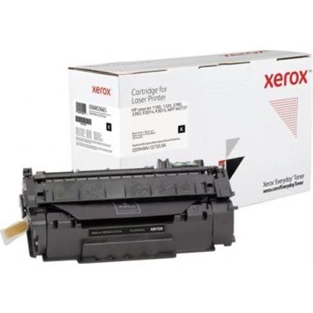 Samsung tóner xerox 006r03665 compatible con hp q5949a/q7553a/ 3000 páginas/ negro - XER-TONER 006R03665