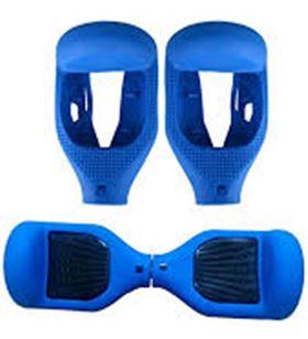 #000046 091069 funda silicona scooter infiniton in-roller azul - 091069