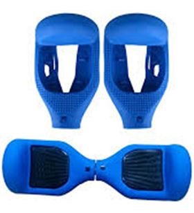 #000046 funda silicona scooter infiniton in-roller azul 091069 - 091069