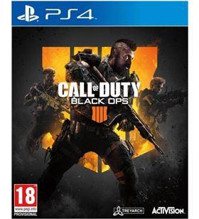 Sony 7238871 juego ps4 call of duty black ops 4 Juegos - 7238871