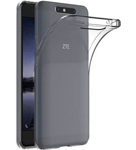 Funda movil Zte blade v8 lite silicona transparente JC19776 - JC19776