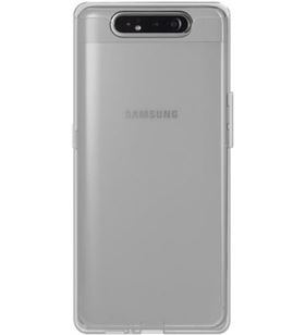 Funda flex ksix para Samsung galaxy a80 transparente B8631FTP00 - CONB8631FTP00
