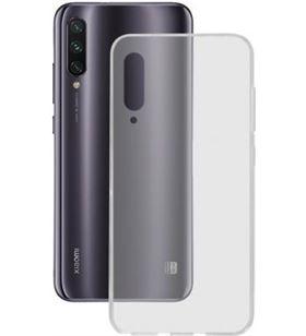 Funda flex ksix tpu Xiaomi mi a3 transparente B9074FTP00 - B9074FTP00