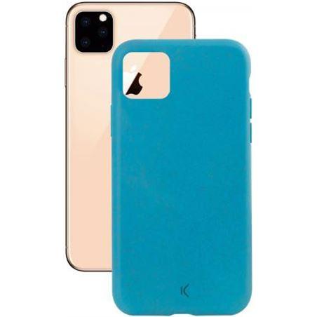 Ksix B0944ECO05 funda eco-friendly iphone 11 azul barbero afeitadoras - B0944ECO05