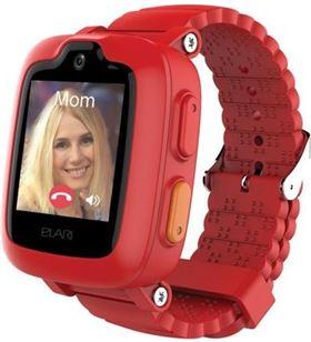 Sihogar.com reloj inteligente con localizador para niños elari kidphone 3g rojo - panta elkp3gred - ELA-RELOJ ELKP3GRED