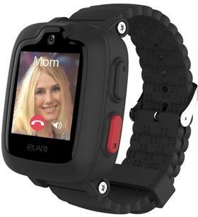 Sihogar.com reloj inteligente con localizador para niños elari kidphone 3g negro - pant elkp3gblk - ELA-RELOJ ELKP3GBLK