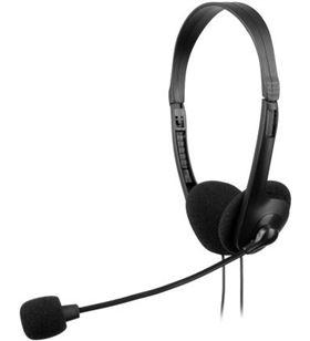 Auriculares con micrófono tacens anima AH118 - dRivers 30mm - micrófono fl - TAC-AUR AH118