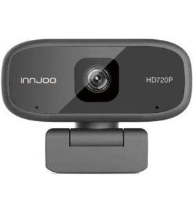 Webcam Innjoo 720/ 1280 x 720 hd IJ-720 Otros productos consumibles - INN-WEBCAM 720