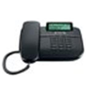 Siemens A0031329 telefono fijo digital gigaset da611 negro s30350-s212-r12 - A0031329