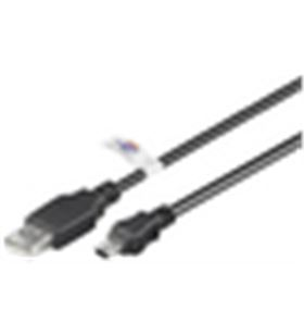 Cable usb(a) 2.0 a mini usb(b) 2.0 Goobay 3m 93903 - 210100400