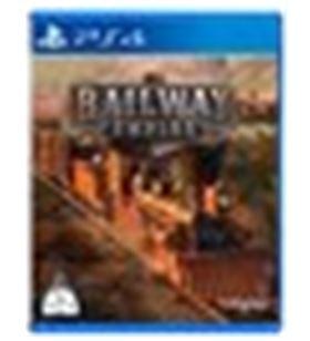 Sony A0019977 juego ps4 railway empire railwayempireps - A0019977