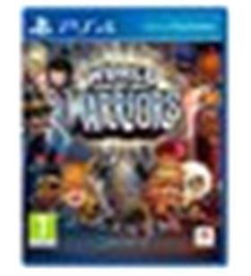 Sony A0019491 juego ps4 world of warriors 9865056 Juegos - A0019491