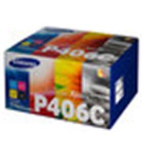 Toner orig Samsung clt-p406c/els pack 4 SU375A Otros productos consumibles - A0012917