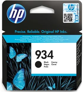 Cartucho orig Hp n⺠934 negro C2P19AE Otros productos consumibles - C2P19AE