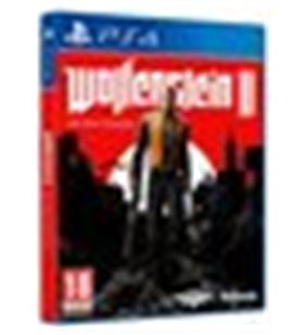 Sony A0024215 juego ps4 wolfenstein 2 the new colossus 1022975 - A0024215