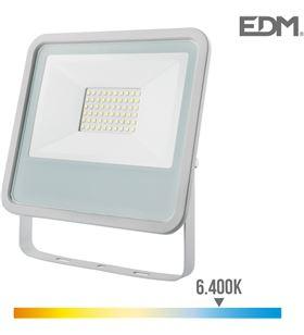 Edm foco proyector led 50w 3500 lm 6400k luz fria 8425998703757 - 70375