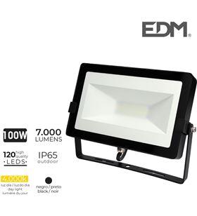 Edm foco proyector led 100w 4000k 7000 lumens 8425998703498 - 70349