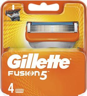 Gillette rec fusion5 manual pack 4 7702018502950 Otros personal - 95011