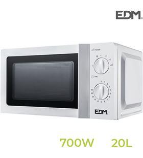 Edm s.of microondas 20 litros - 700w - 8425998074079 - 07407
