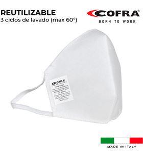 S.of. mascarilla semifacial reutilizable Cofra over mask-1 8425998800913 - 80091