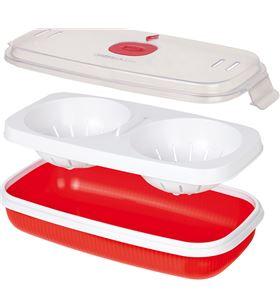 Snips recipiente hermetico para cocinar huevos en microondas 8001136007040 - 78002