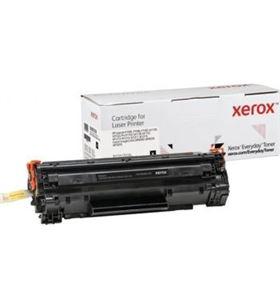 Samsung tóner xerox 006r03708 compatible con hp cb435a/cb436a/ce285a/crg-125/ 2000 - XER-TONER 006R03708