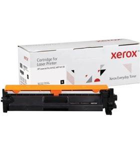 Samsung tóner xerox 006r03637 compatible con hp cf217a/ 1600 páginas/ negro - XER-TONER 006R03637