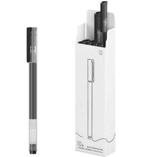 Bolígrafos de tinta de gel Xiaomi mi high-capacity gel pen/ 10 unidades/ ne BHR4603GL - BHR4603GL