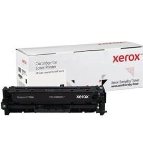 Samsung tóner xerox 006r03817 compatible con hp cf380a/ 2400 páginas/ negro - XER-TONER 006R03817