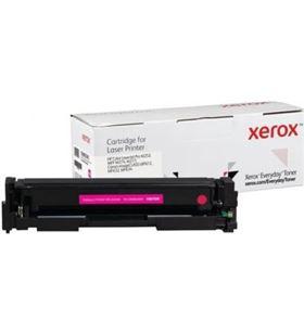 Samsung tóner xerox 006r03695 compatible con hp cf403x/crg-045hm/ 2300 páginas/ mag - XER-TONER 006R03695