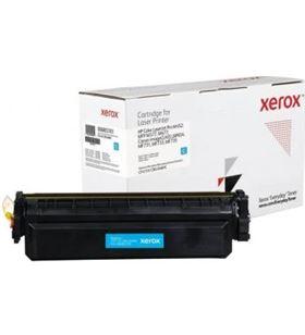 Samsung tóner xerox 006r03701 compatible con hp cf411x/crg-046hc/ 5000 páginas/ cia - XER-TONER 006R03701
