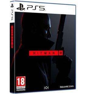 Sony PS5 HITMAN III juego para consola Consolas - PS5 HITMAN III