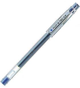 Sihogar.com boligrafo pilot tinta gel para escritura fina y precisa con cuerpo en plast ng4a - 4902505139338