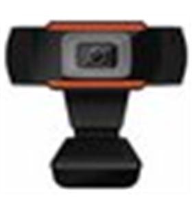 L-link A0035421 webcam fhd ll-4196 negro 1080p/microfono/usb/jack ll - A0035421