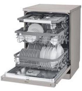 Lg DF325FP lavavajillas inox e (3ª bandeja) Lavavajillas - DF325FP
