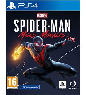 Sony 9820024 juego para consola ps4 marvel's spider-man miles morales - 9820024