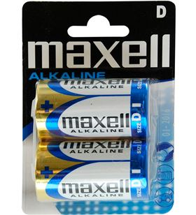 Maxell LR20B2 mxl alcalina 1,5 v m008 Ofertas varias - +20522