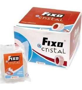 Sihogar.com cinta adhesiva grafoplas fixo cristal 75093300 - 19*33mm - acabado satinado - GRA-CELO 75093300
