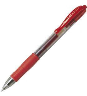 Sihogar.com roller retractil pilot punta 0.7mm g2 rojo ng2r - PIL-ROLLER G2 ROJO