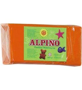 Sihogar.com plastilina alpino 150grs naranja-sin gluten dp000070 - DP000070