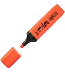 Sihogar.com marcador fluorescente molin rectangular naranja rtf240-10-4 - RTF240-10-4